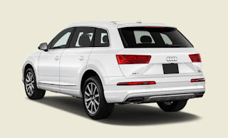 Audi Q7 Dimensions: Height: 68.50 in (1,741 mm)
