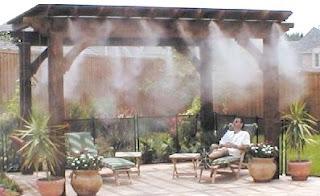 Klimatizált télikert üvegház párával