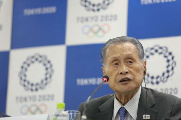 New dates for Olympics can be declared next week: Organising Committee chief Yoshiro Mori