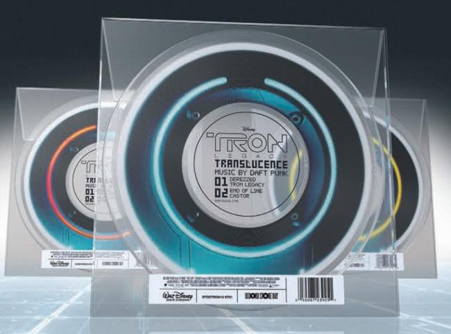 Daft Punk M 201 Xico Tron Legacy Translucence Ltd Edition