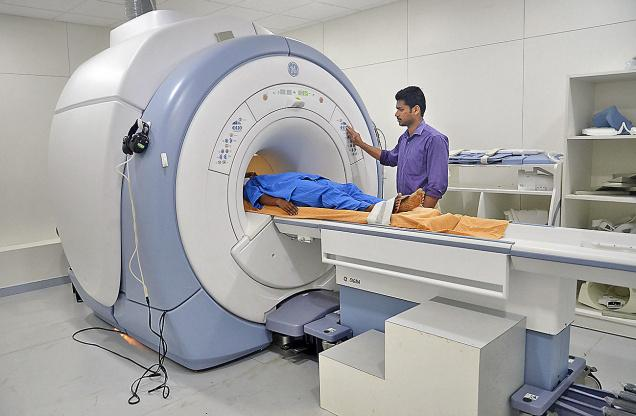 Benefits of Using an Open Machine For Your MRI