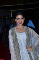 Samantha Ruth Prabhu cute in Lace Border Anarkali Dress with Koti at 64th Jio Filmfare Awards South ~  Exclusive 022.JPG