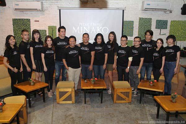 Sinopsis Film Petak Umpet Minako 2017