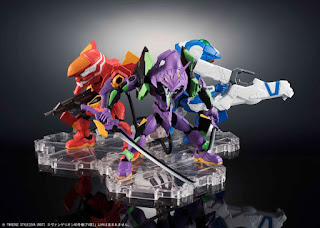 "Pre-order de Nxedge Eva-01 de ""Neon Genesis Evangelion"" - Tamashii Nations"