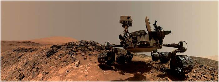novas descobertas em Marte - indicios de vida