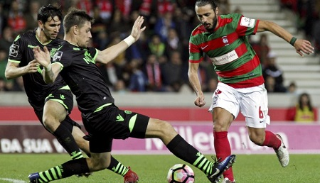 Assistir Sporting x Marítimo ao vivo 07/01/2018