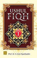 Ushul Fiqih Jilid I PDF Penulis Prof. Dr. H. Amir Syarifudin