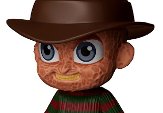 Funko 5 Star Horror Figures Nightmare on Elm Street Freddy Krueger