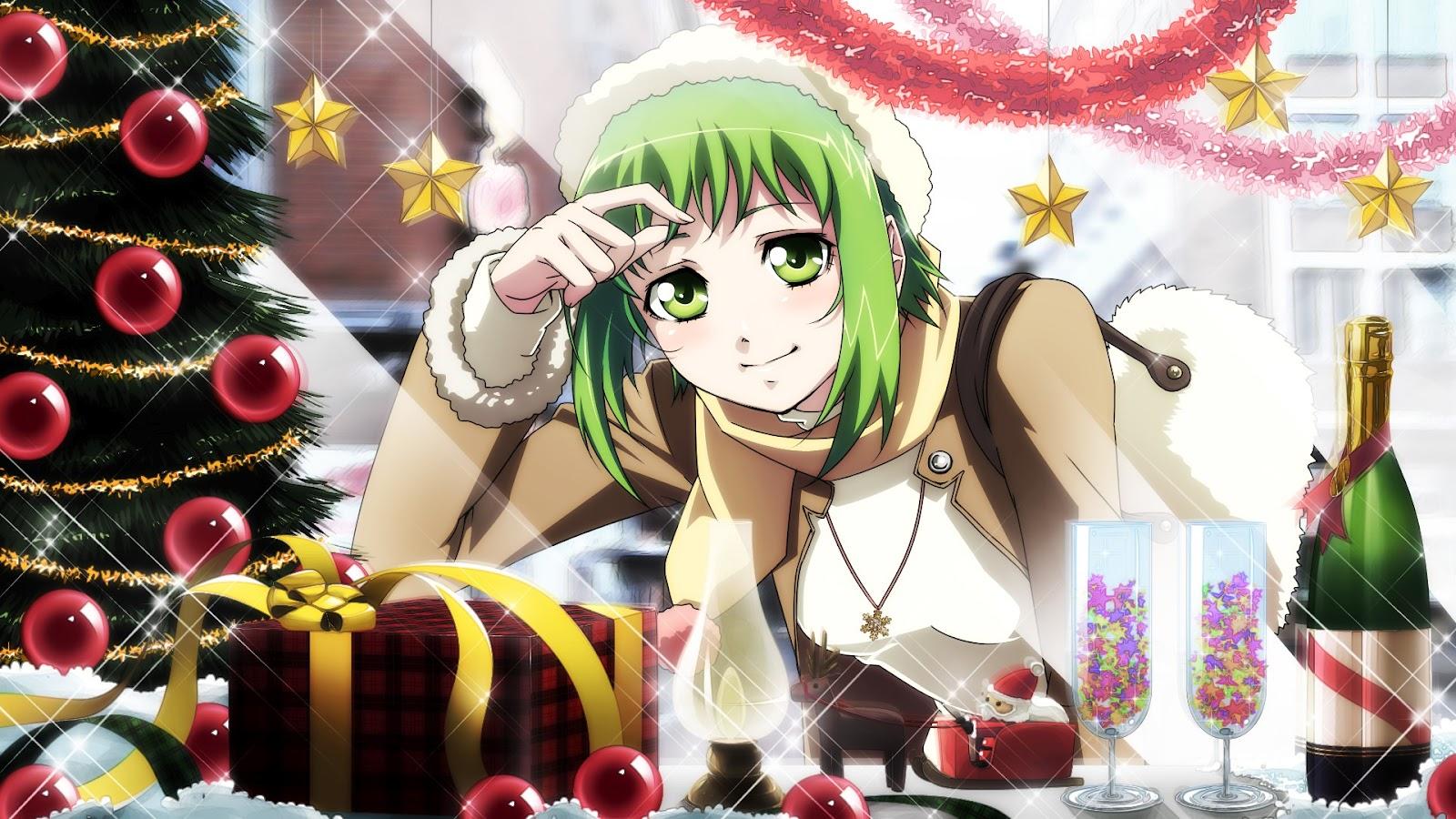 Free christmas wallpapers - Anime christmas wallpaper ...