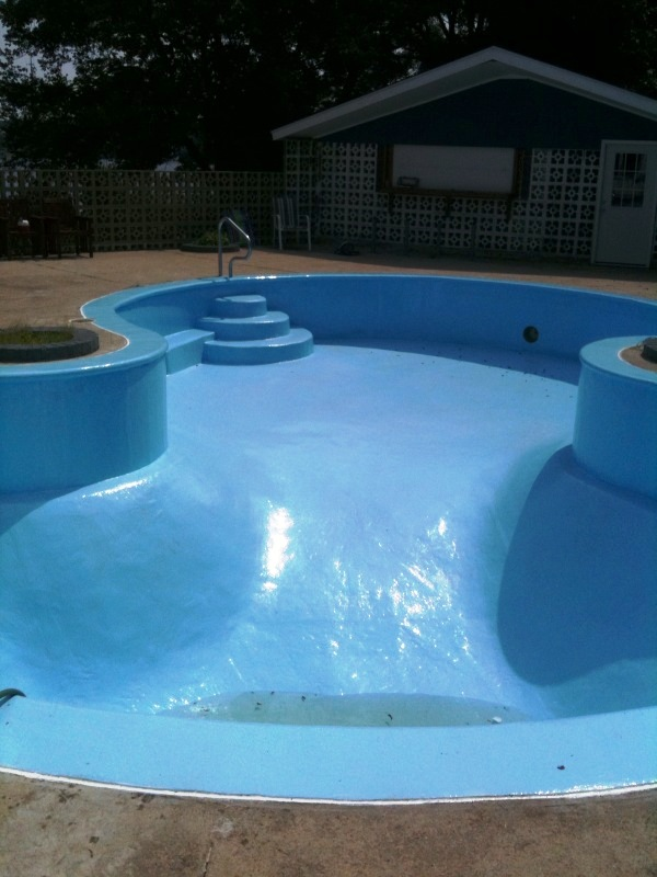 Fiberglass Swimming Pools Can Be Very Dangerous, When Their Gel Coat  Delaminates, The Toxic Fiberglass Resins Used To Make The Shells Outgas And  Delaminate ...