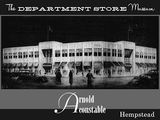 The Department Store Museum Arnold Constable Amp Co New