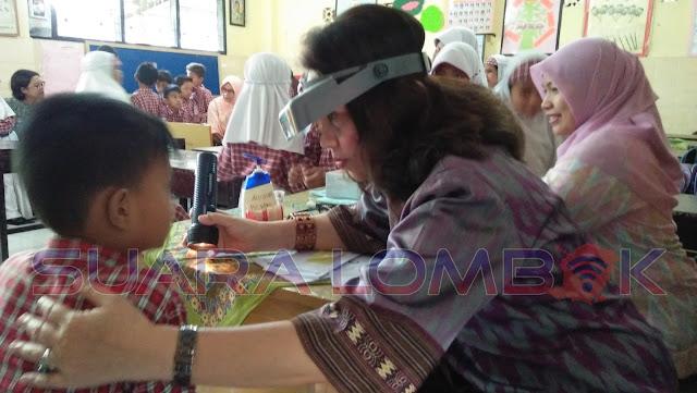 Entaskan Kebutaan Anak, SCB Sasar Indonesia Wilayah Timur