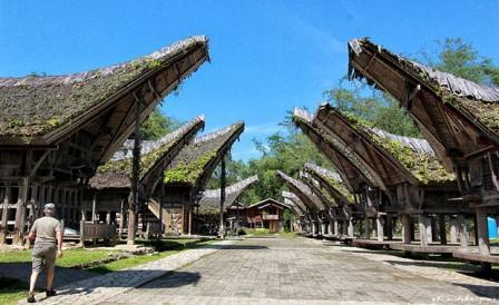 Keunikan Adat Dan Budaya Di Kete Kesu Arsy Tours Travel Tour Operator Travel Agent Sulawesi Makassar