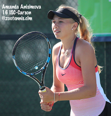ZooTennis: May Aces; Anisimova Reaches Semifinals in ...