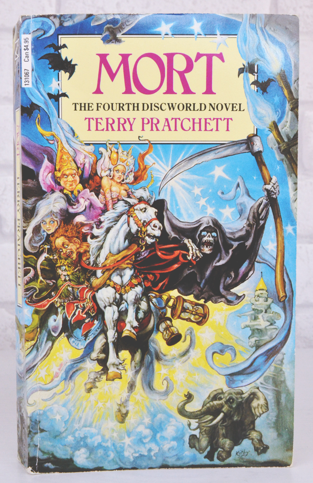 Review of Mort by Terry Pratchett