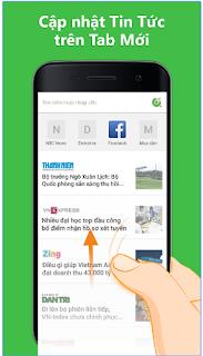Tải Cốc Cốc về máy tính bảng và điện thoại Android Miễn Phí 3