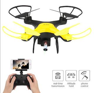 Spesifikasi Drone DWI X35 - OmahDrones