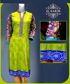 Al Karim Readymade New Winter Collection 2014-15
