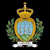 Logo Gambar Lambang Simbol Negara San Marino PNG JPG ukuran 100 px