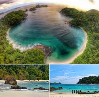 Wedi Ireng Beach Banyuwangi East Java