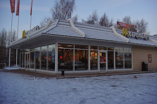 Most Northern McDonalds