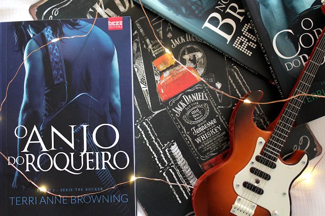 O Anjo do Roqueiro - The Rocker #03 - Terri Anne Browning