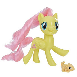 MLP Equestria Friends Fluttershy Brushable Pony