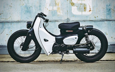 K-Speed: Honda Super Power Cub