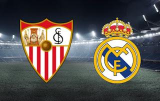 مشاهدة مباراة ريال مدريد و إشبيلية ٢٢-٩-٢٠١٩ بث مباشر في الدوري الاسباني