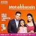 SINOPSIS Mohabbatein Episode 126 Tayang Sabtu 3 Desember 2016
