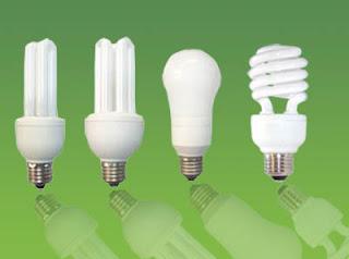 Lampu TL saat ini juga banyak memiliki varian dan bentuk seperti diatas dengan fitting ulir yang biasa dipakai untuk lampu bohlam biasa.