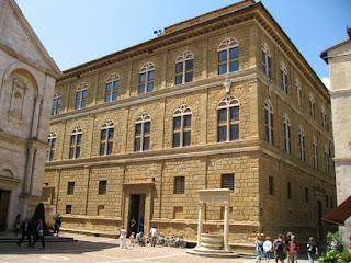 Palazzo Piccolomini in Pienza