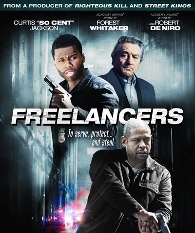 Freelancers DVDRip Latino