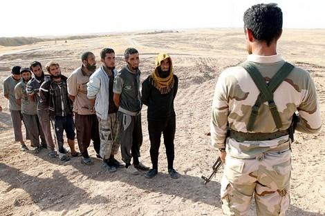 """الجهوية 24 - """"دولة الخلافة"""" تتهاوى في العراق .. و""""الدواعش"""" يفرون إلى الصحراء"""