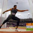 Vikas Gowda wins Gold in men's discus throw at Commonwealth Games 2014