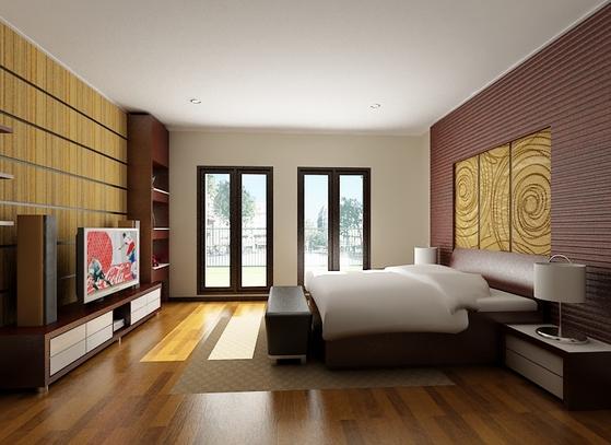Desain Kamar Tidur Minimalis | Rumah Idaman  Desain Kamar Ti...
