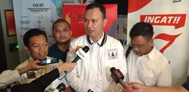 Pendukung Prabowo-Sandi Seret Anggota KPU yang Tanggapi Cuitan Andi Arief ke DKPP