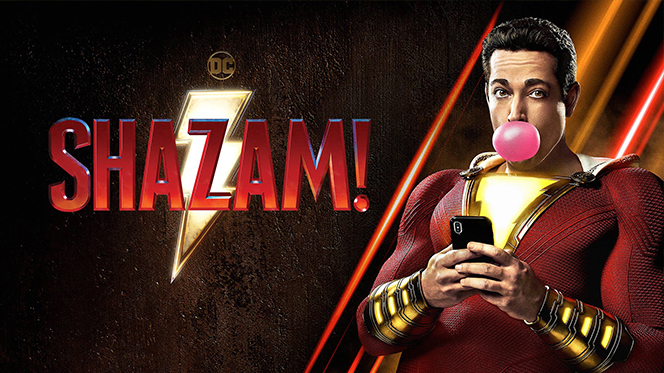 ¡Shazam! (2019) HDRip 720p Latino-Ingles