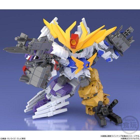 Mini-Pla Gundam Build Divers Great Shock Gundam - Release Info - Gundam Kits Collection News and Reviews