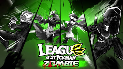 League of Stickman Zombie Mod APK v2.1.8 Full Hack (Skill No Cooldown) Terbaru 2017 Gratis