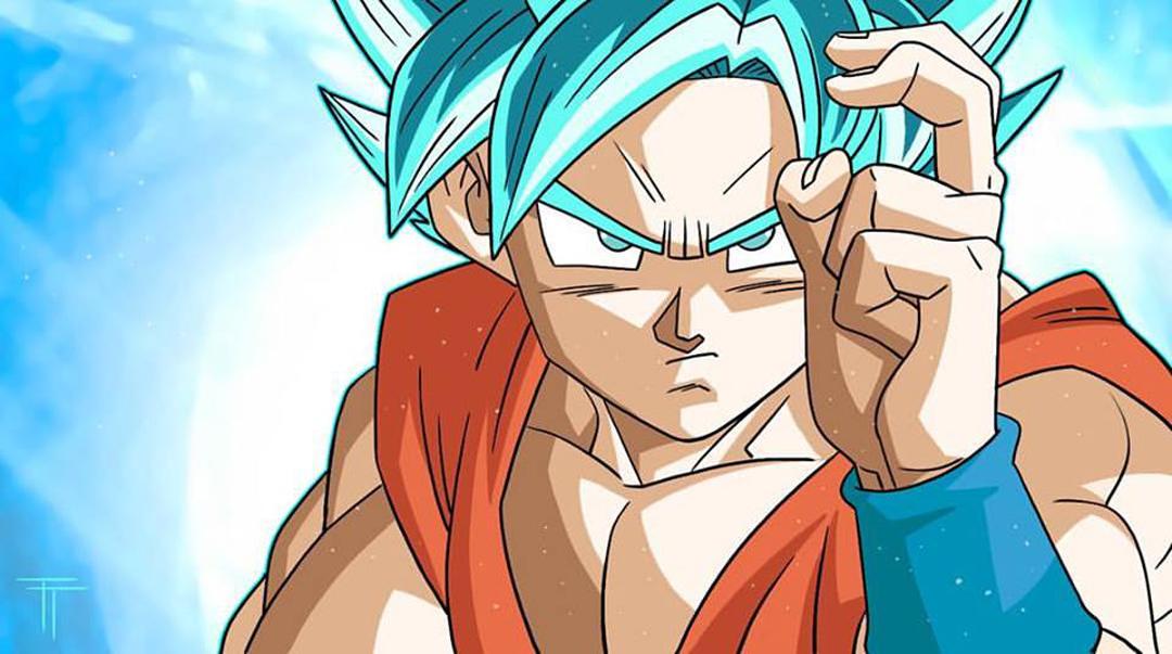 Tommy tejeda may 2017 - Goku super sayan 5 ...