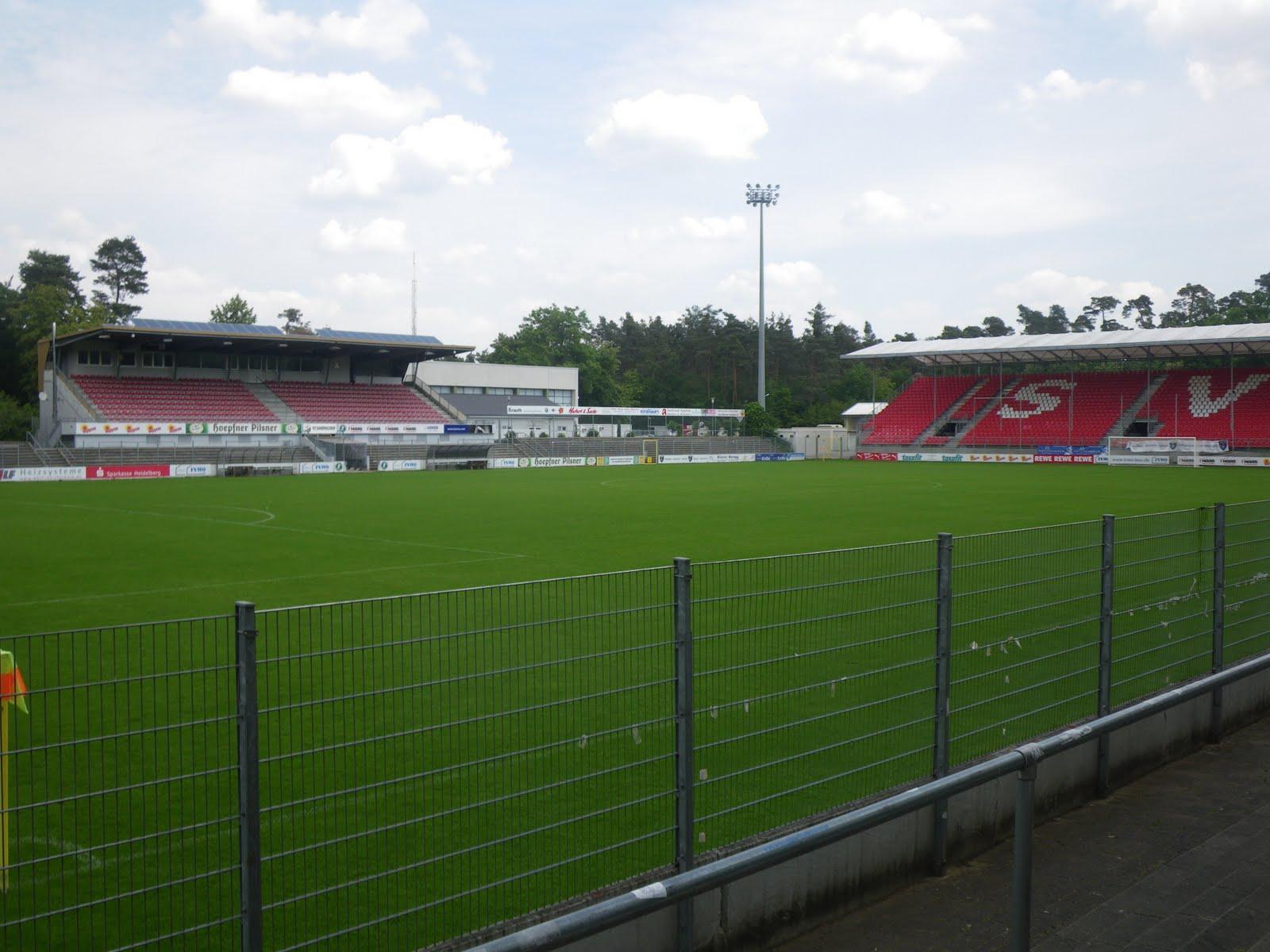 Hardtwaldstadion Sandhausen