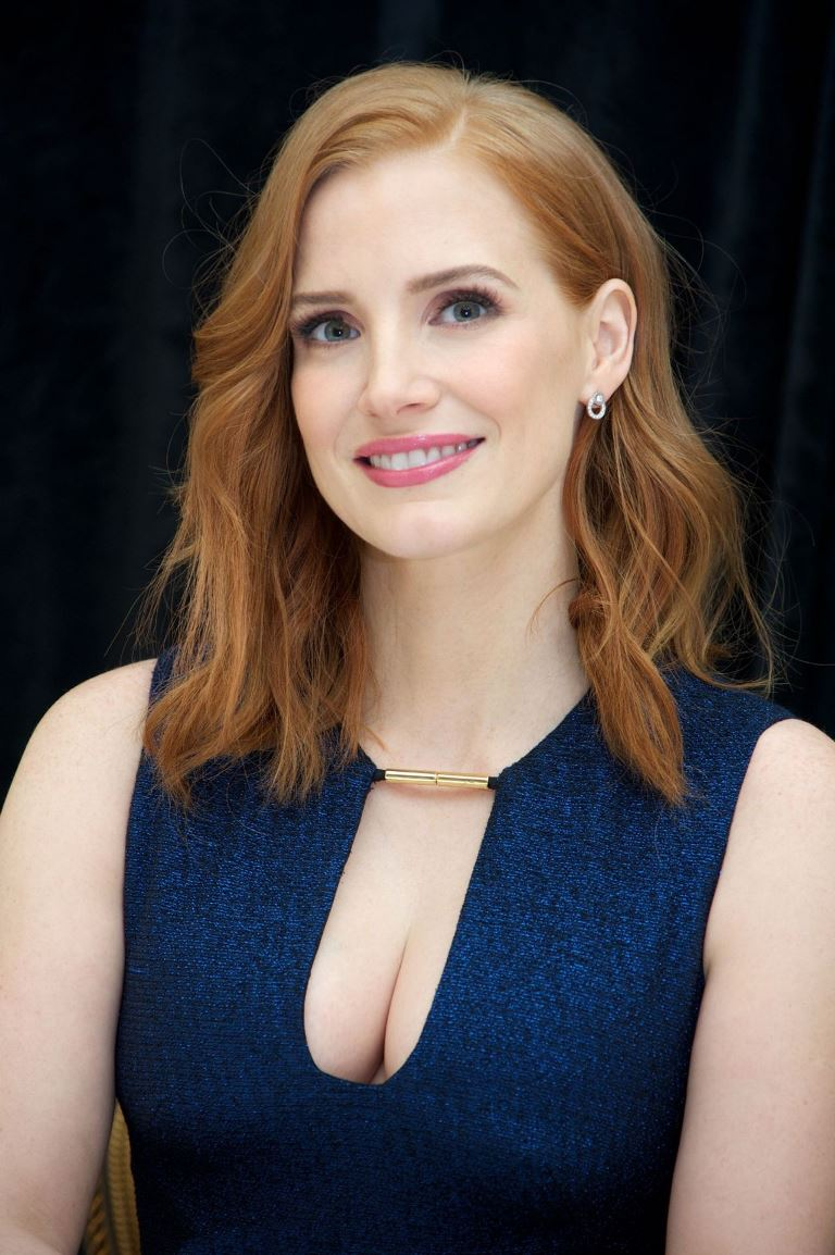Jessica Chastain Spicy Photos - anandps Jessica Chastain