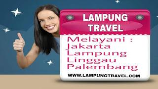 Harga Travel Petojo Kramat Pela Semper Gandaria ke Bandar Lampung