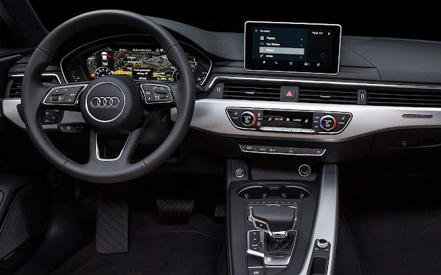Novo Audi A4 Ambiton 2017