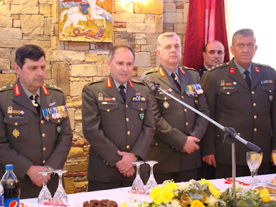 Παραλαβή - Παράδοση Διοικήσεως της XXIV ΤΘ Ταξιαρχίας Λιτοχώρου ! (ΦΩΤΟ)