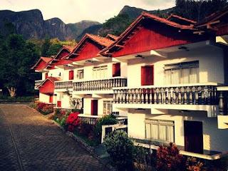 hotel Cachoeira de Hidrolândia