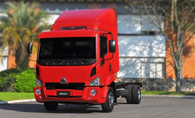 Agrale apresenta a Linha LX de caminhões leves e médios