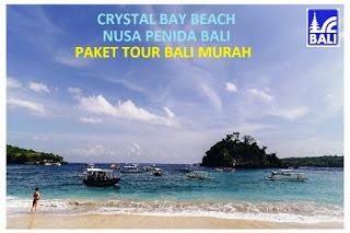 Snorkeling Nusa Penida Crystal bay