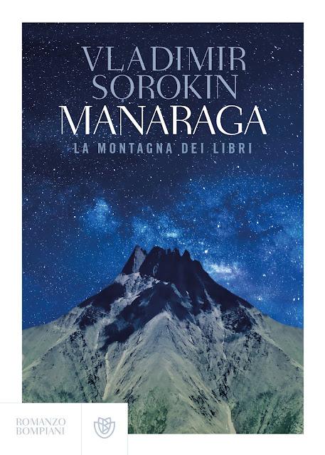 Manaraga. La montagna dei libri Sorokin Bompiani Recensione